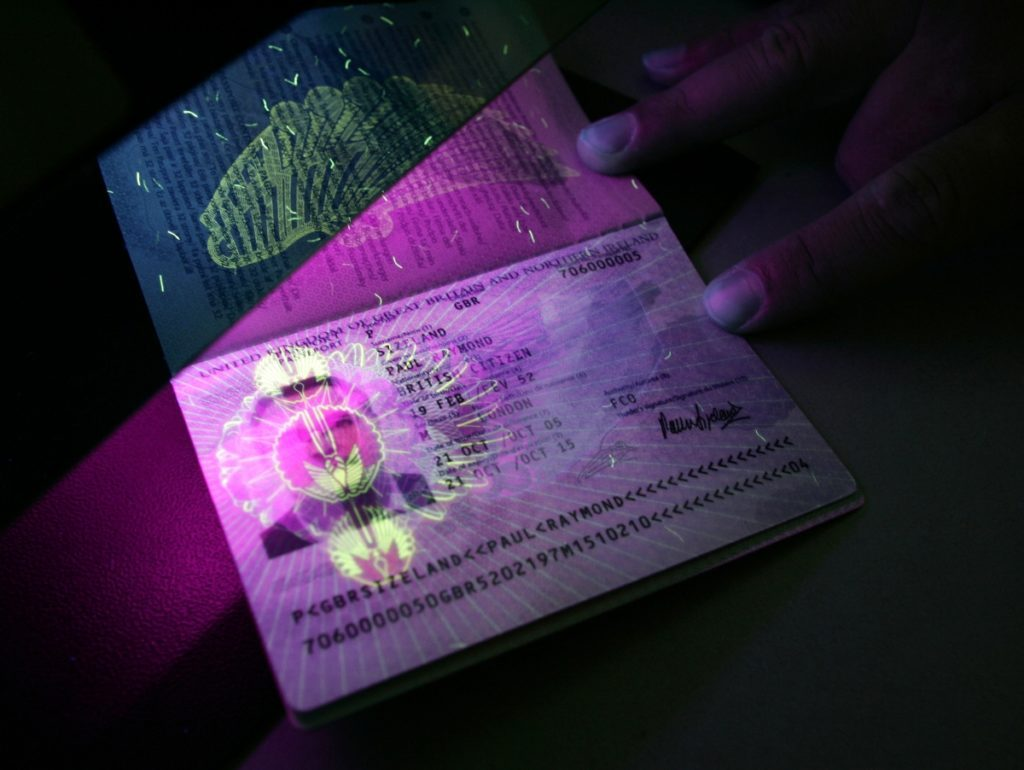 Possible to apply for fake visa and passport online | Ex Documentation