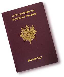 Buy Second Hand French Passports Online