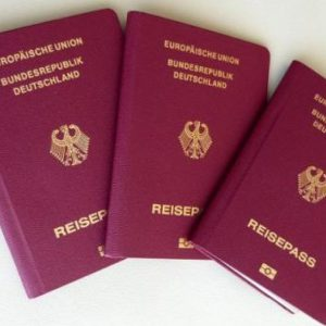 Buy False German Passports Online