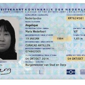 where to buy netherlands identity cards