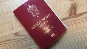 Norwegian(Norway) Today Passports Online