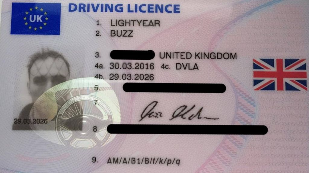 How much cost UK Driving license ? Buy Fake UK ID at Ex