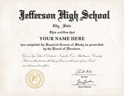 buy fake school certificates | Get your quality replica novelty ...
