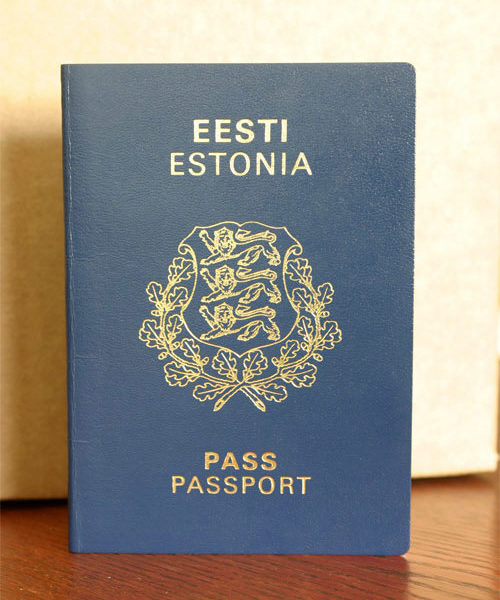 original high quality fake estonian passports