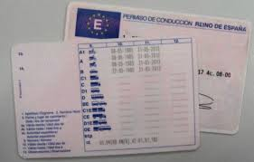 how do i apply for a spanish driving license